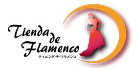 Tienda de Flamencoロゴ